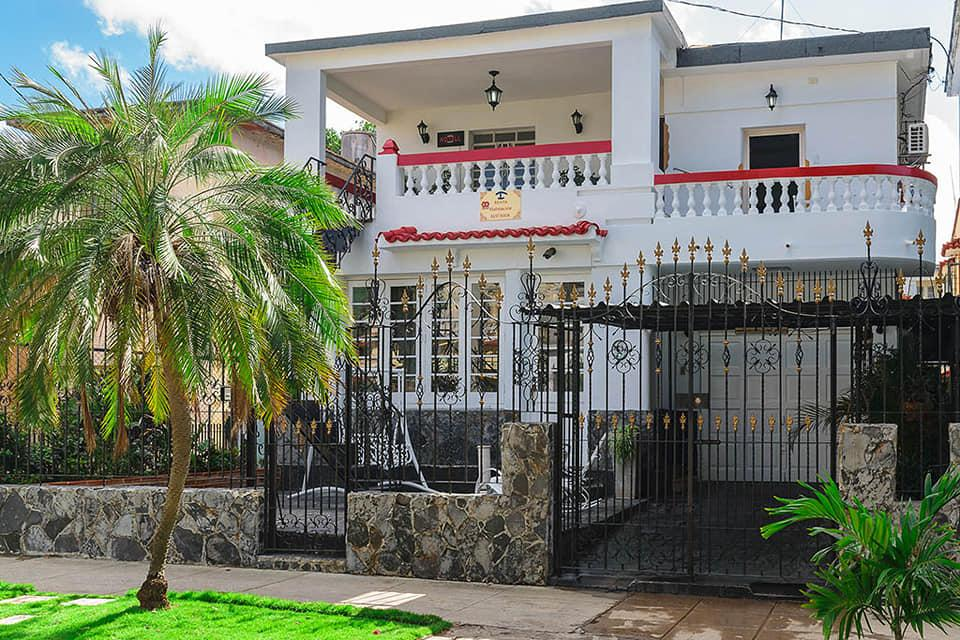 CASA DE HOSPEDAJE INDEPENDIENTE PRIVADO EN LA HABANA CUBA