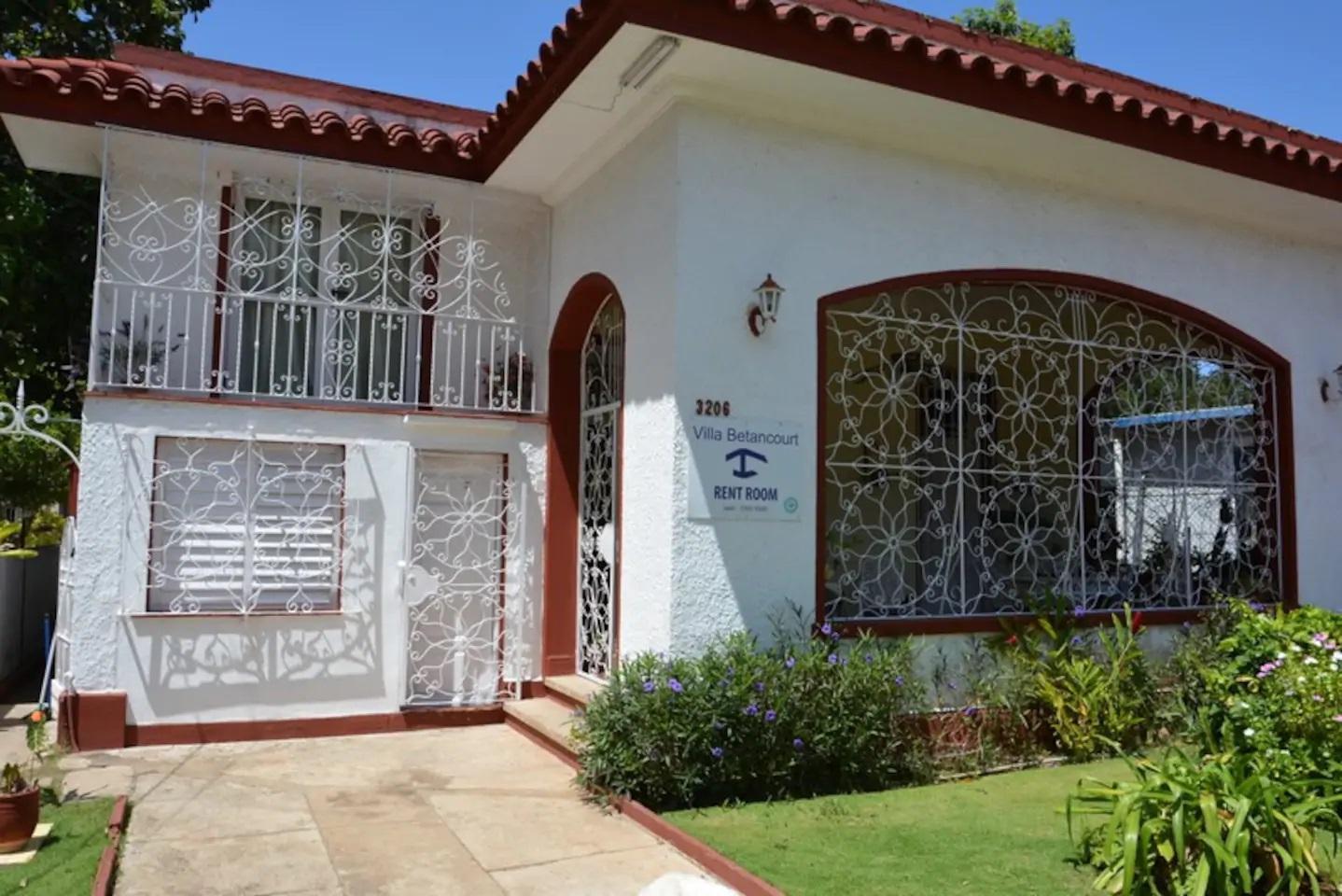 Alquiler de casa en la zona residencial de la Habana