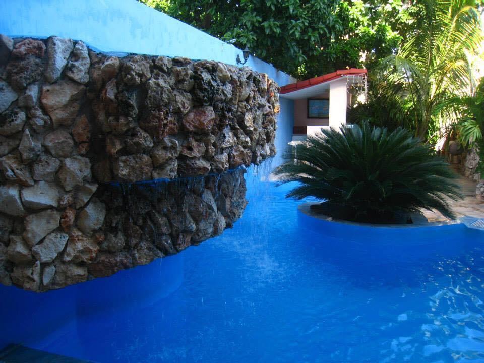 Hostal Angelo es un pintoresca Casa Cuba con tres unidades doble