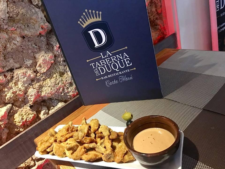 Donde comer en la Habana - La Taberna del Duque, comida cubana