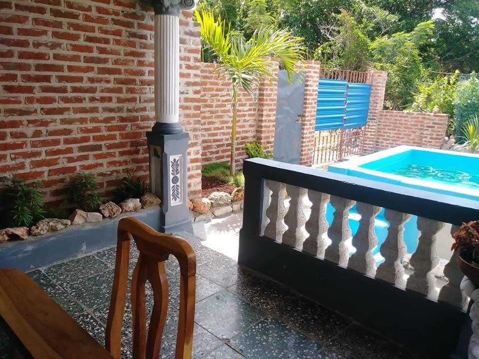 Rentamos casa en cuba a poco metros de la playa, Ganabo Cuba
